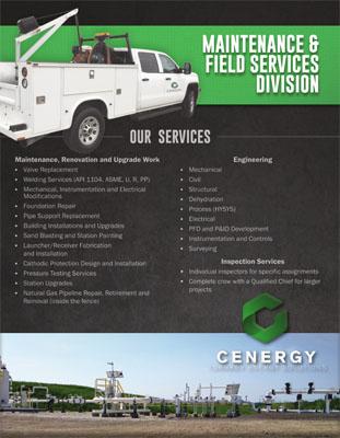 Maintenance • Cenergy